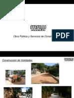 Obra Pública y Servicios de Construcción