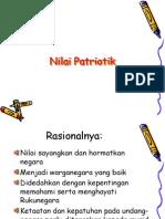 Nilai Patriotik