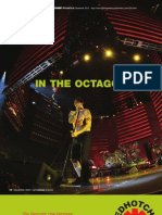 RHCP Documental Live at Octagon 2012