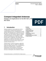 Compact Integrated Antennas
