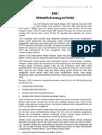 Buku Panduan Praktikum AutoCAD
