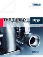 Turbo for the Aftermarket MO-4-811