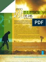 El estado de la RSE en el interior del país. Revista FONRES. Junio 2013.