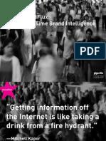 BrandFlux - Real-Time Brand Intelligence
