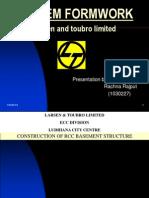 System Formwork by Rachna