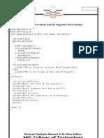 DS Programs Record(1)