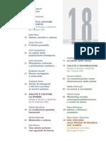 Punto Omega 18 - Dialoghi Di Bioetica e Biodiritto 2005