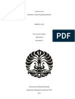 Laporan Awal TPB - Deep Drawing & Stretching serta Rolling