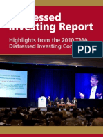 Distressed Investing 2010