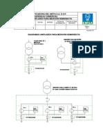 EMSA10417 Diagramas unifilares para medición semidirecta
