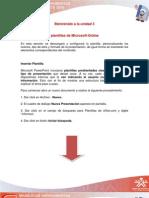 Unidad 3- Lección 1 Poweroint
