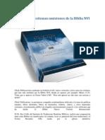 Revelan y Cuestionan Omisiones de La Biblia NVI.pdf