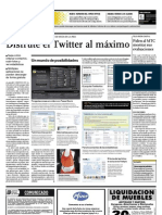 Disfrute Twitter Al Maximo