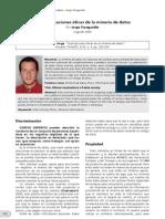 Franganillo Implicaciones Eticas Mineria Datos