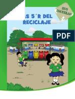 5 R Educación Ambiental FUNDENIC 2012