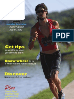 Event Guide for Couples Triathlon 2013
