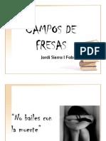 Campos de Fresas 2012