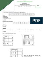 Lista 2 - Matemática