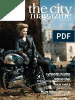 Vince Stanzione City Magazine May09