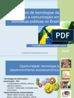 tics e bps no brasil