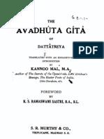 The Avadhuta Gita 1990030085070