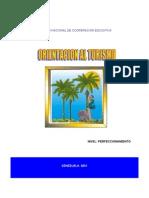 Manual de Orientación al turismo