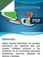 Final Portales Educativos
