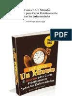 La cura en un minuto - Madison Cavanaugh.pdf