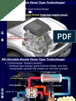 VN Type Turbocharger