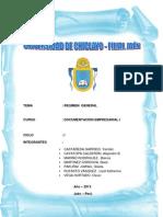 Monografia de Regimen General