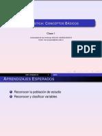 Clase 1 Conceptos Basicos