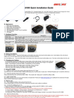 BT-Q1000 Simple Quick Guide-English