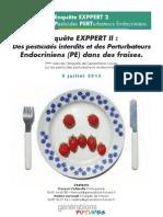 Fragole - Dossier Pesticidi