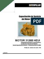 Motor Cat_3126b (Heui)