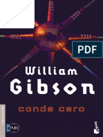 Conde Cero - William Gibson