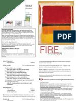 Bulletin for July 7, 2013