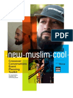 New Muslim Cool Crossover Conversations Event Planning Toolkit