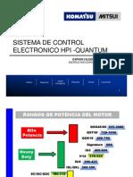 Sistema de Control Electronico HPI - QUANTUM