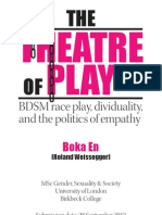 The Theatre of Play