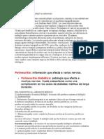 La neuropatía craneal múltiple o polineuritis