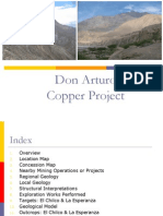 Don Arturo Copper Project_Presentation