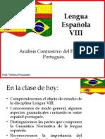 Lengua Española VIII reformulado