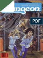 Dungeon Magazine #005