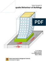Earthquake Behaviour of Buildings