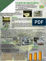 Cartel Factor Clave de Una Planta