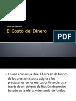 Expo El Costo Del Dinero