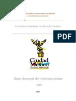Guia de Auditoria -Contraloria Del DF