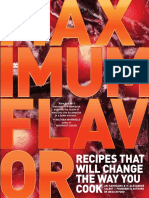 Recipes from Maximum Flavor by Aki Kamozawa and H. Alexander Talbot