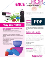 Say Yes Offer! Until July 12th