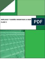 ADOO Clase 3 aManual